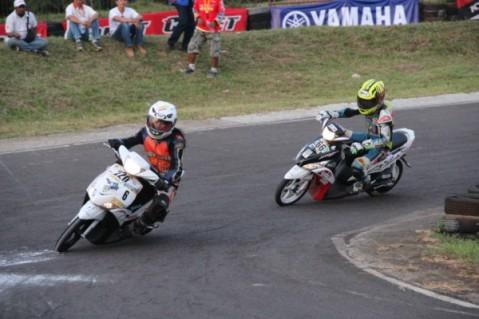 OMR Yamaha Mio J Matik Race2