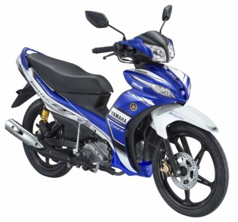 Jupiter Z1 MotoGP Livery