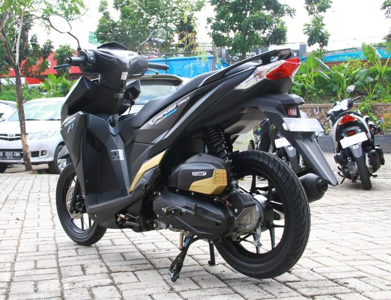 All New Honda Vario 150 Motor Matic 150cc Pertama Buatan