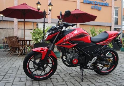 All Honda CB150R Street Fire