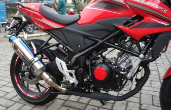 All Honda CB150R Street Fire
