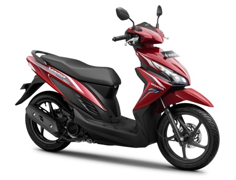 New Honda Vario eSP - Glam Red
