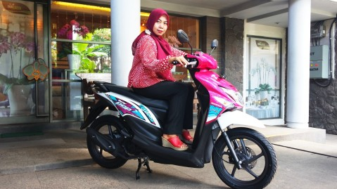 New Honda Beat Pop 2016