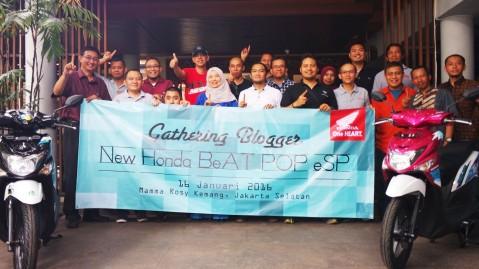 Gathering Blogger 2016