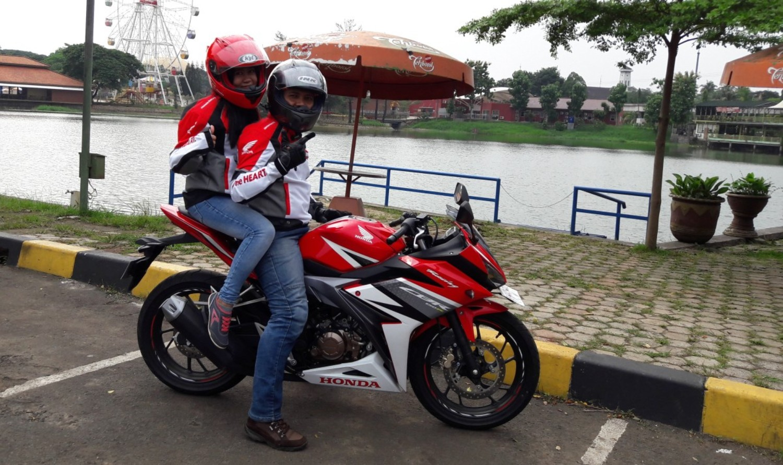 Test Ride All New CBR150R 2016