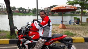First Impression Honda CBR150R 2016