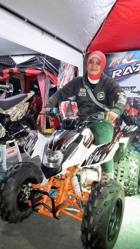 ATV Razor 150SP