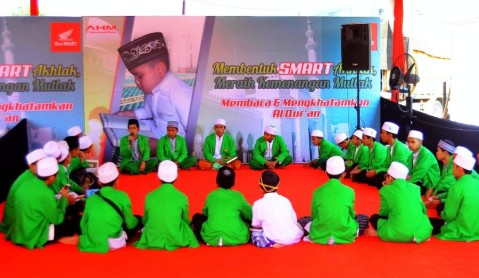 Religi - Safari Ramadhan Honda