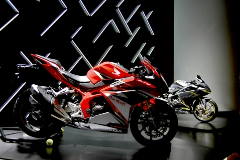 New Honda CBR250RR, the Total Control of Lightweight Supersports