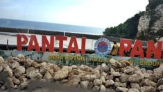 Blogger Trip ke Pantai Pandawa