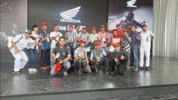 Line Off All New Honda CBR250RR