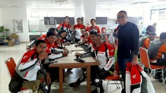 Persiapan Riding Group HBD 8