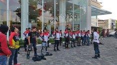 Persiapan Riding Group HBD 8