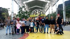 Family Gathering Blogger dan Vlogger 2017