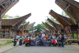 Big Bike Tour Sulawesi