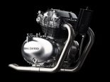 Royal Enfield 648cc Twin Engine RHS view