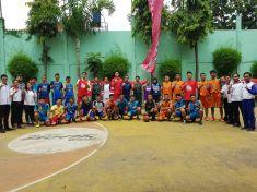 SMK BInaan Honda Dapatkan Coaching Clinic Pebasket Nasional dan Edukasi Safety Riding (3)