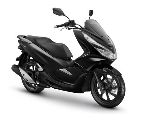 All New Honda PCX - Brilliant Black