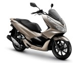 All New Honda PCX - Glamour Gold