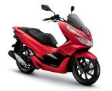 All New Honda PCX - Majestic Matte Red