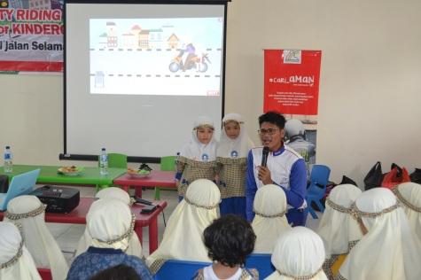 Wahana Sebar Etika Lalu Lintas Pada Anak TK dan SD (6)