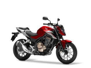 2018 CB500F Candy Cromosphere Red