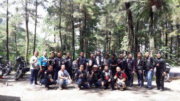 Meski Baru, Komunitas Rebel Jakarta Makin Solid (3)