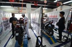 Suasana Honda 25 th Indonesin Tchnical Skill Contest Regional Jakarta Tangerang 2018 (9)
