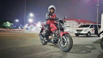 New Honda CB150R Street Fire