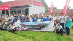 Wahana Honda Charity Tour 2018
